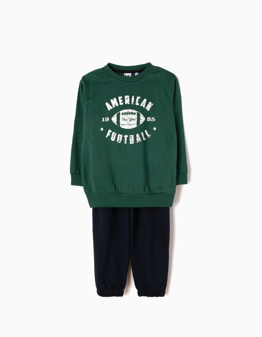 Conjunto Jogging American Football