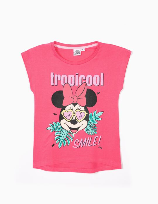 T-shirt Minnie Tropicool