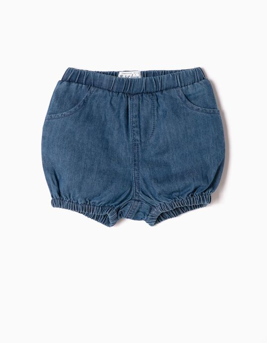 Denim Shorts, My 1st Denim
