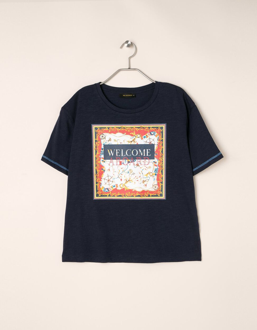 T-Shirt Welcome Aboard