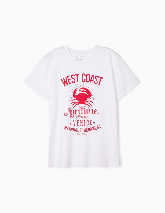 T-shirt West Coast