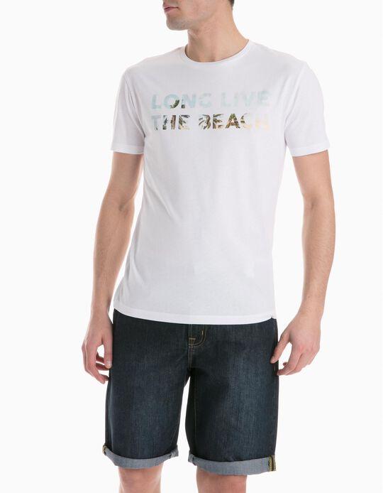 T-Shirt Long Live The Beach
