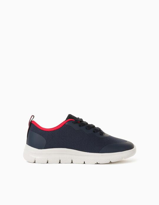 Trainers for Children, Red/ Blue