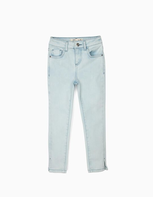 Jeans for Girls, Light Blue