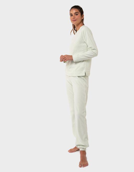 Polar fleece pyjamas