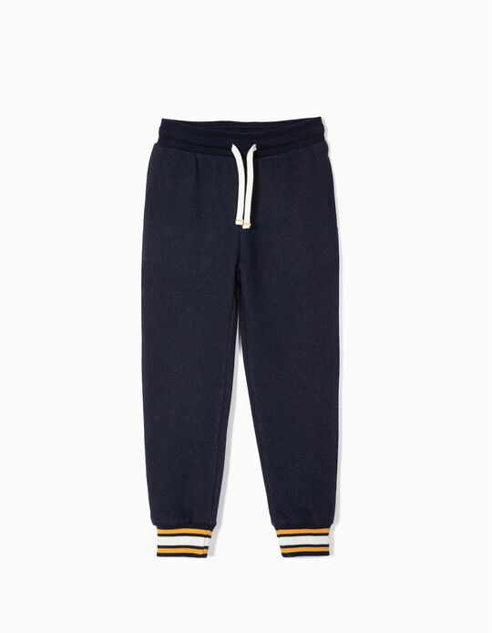 Joggers for Boys, Dark Blue