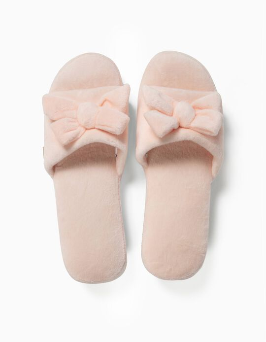 Heeled Bedroom Slippers