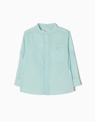 Camisa Riscas Vintage