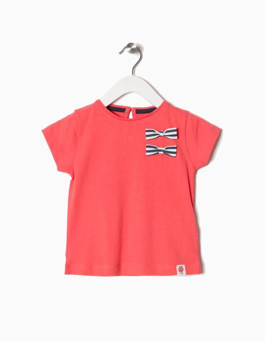 T-shirt Laço