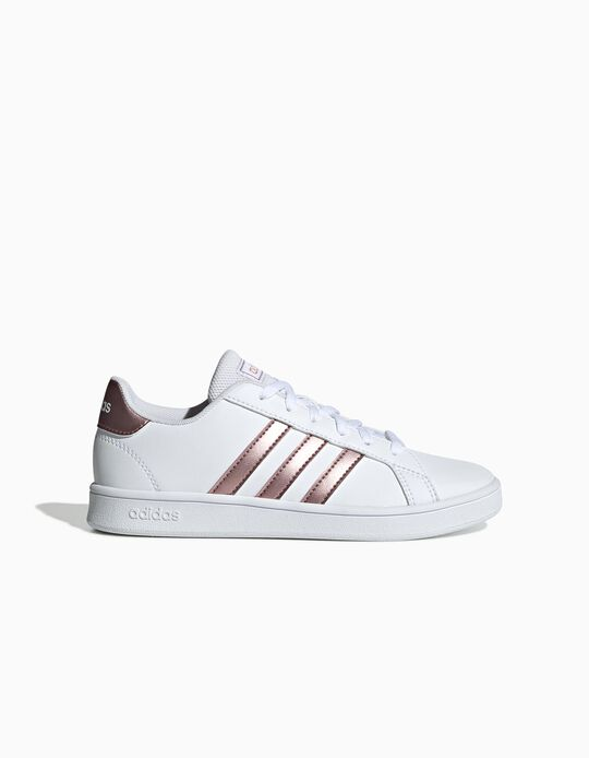 Adidas Grand Court K Trainers