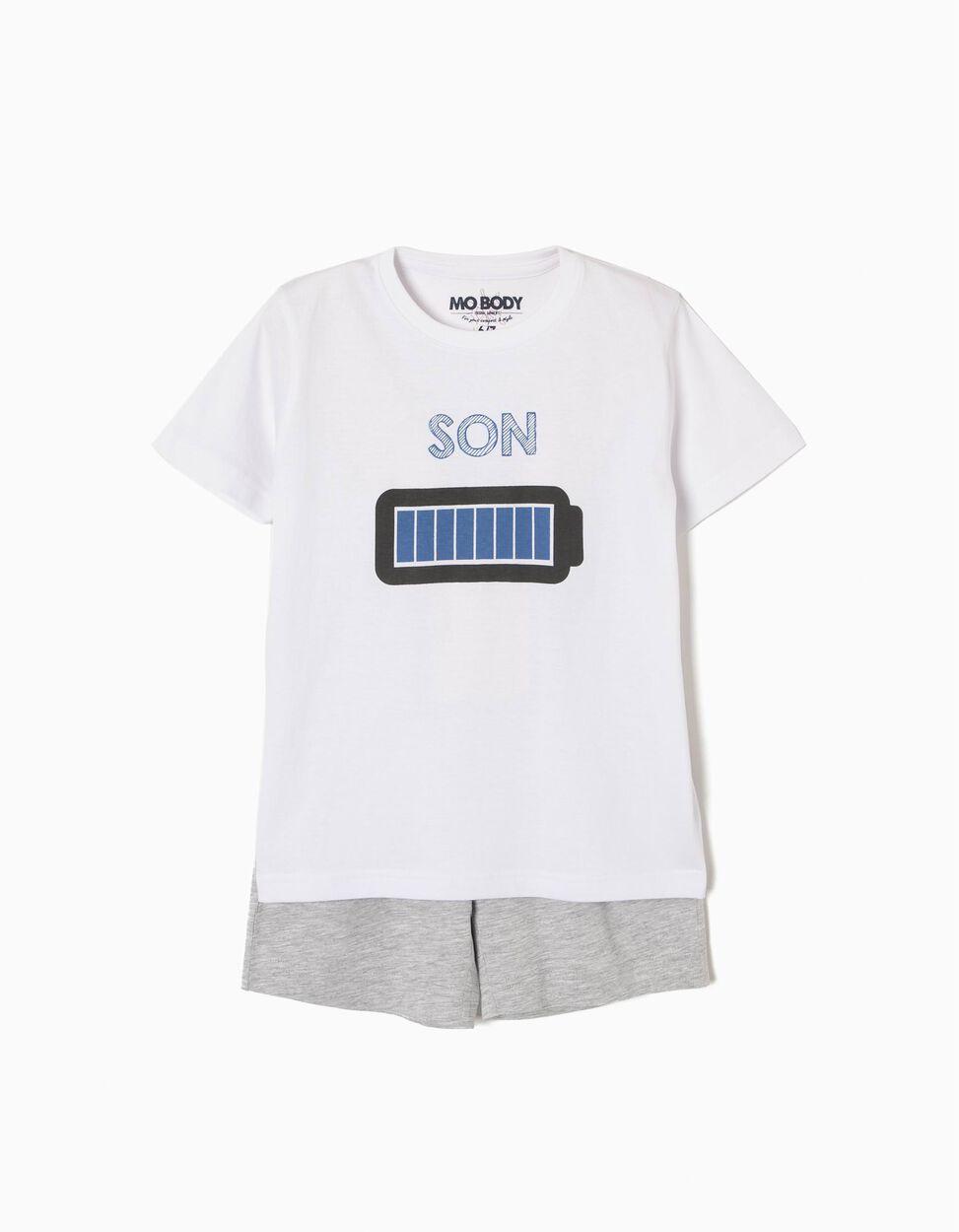 Pijama Menino Especial Dia da Mãe