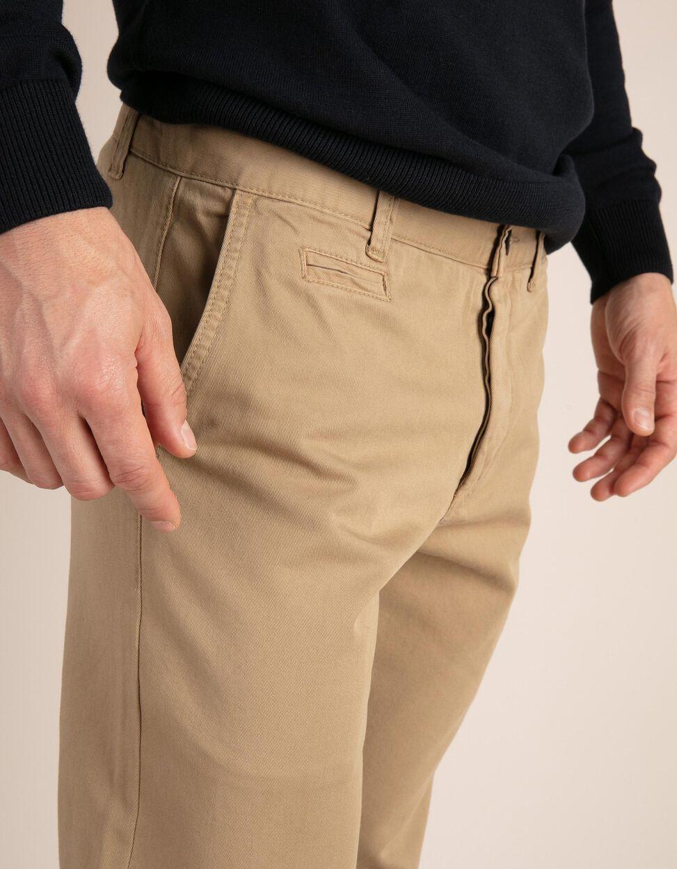 Calças Chino Slim Fit