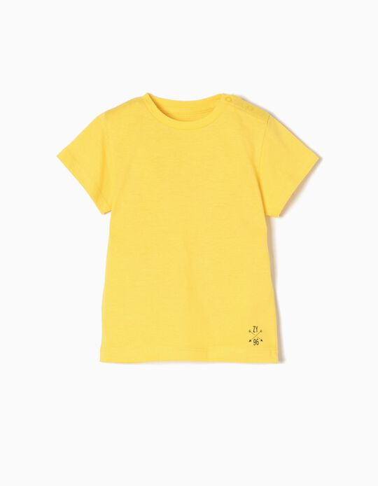 T-shirt Yellow