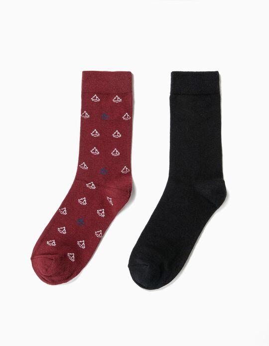 Assorted Socks, pack of 2