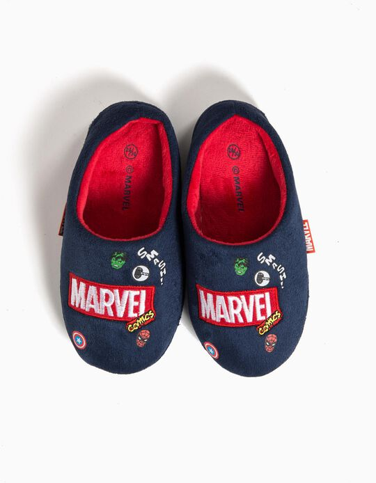 Chinelos Marvel