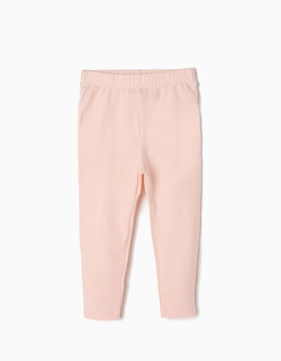 Leggings Rosa Claro