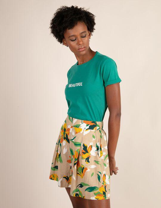 T-shirt lisa Beautiful