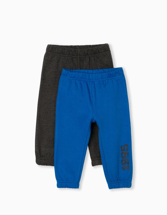 2 Joggers for Baby Boys