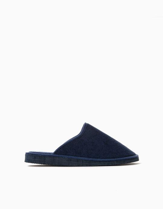 Bedroom Slippers for Women, Blue