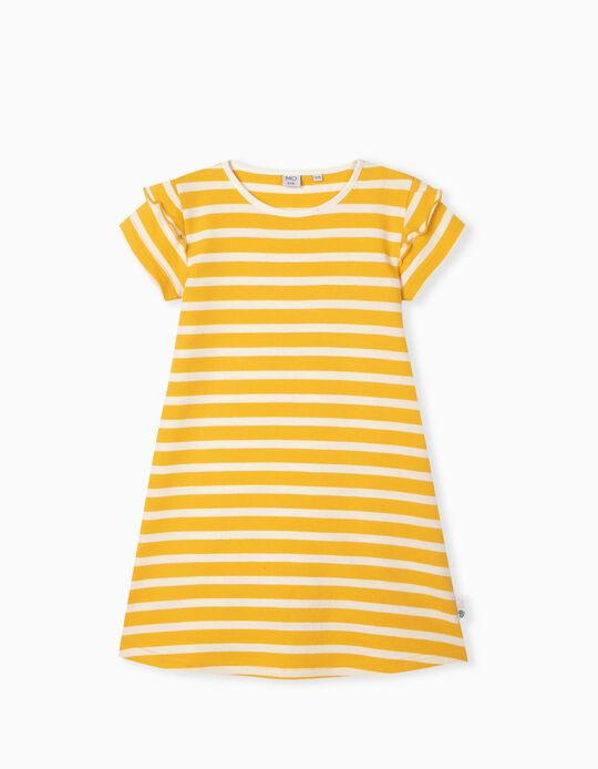 Organic Cotton Dress, Girls