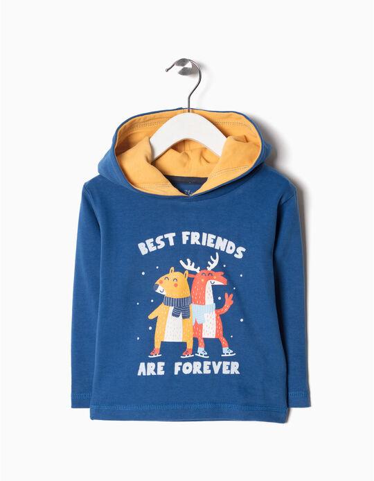T-shirt Manga Comprida BFF