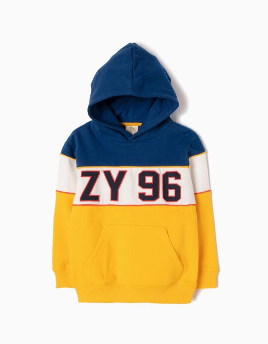 Hoodie for Boys 'ZY 96'