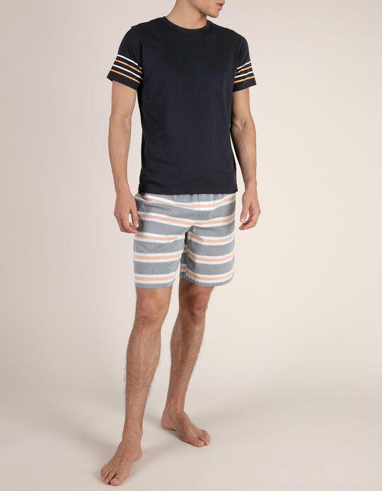 Calções De Pijama
