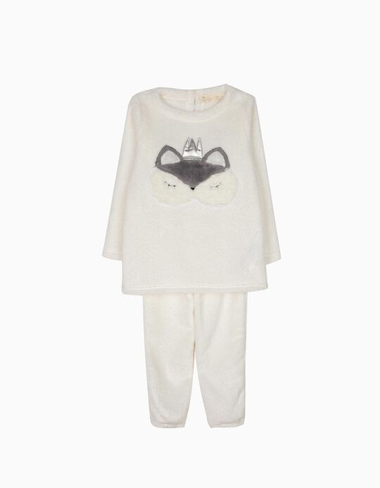 Pijama Camisola e Calças Wolf Queen
