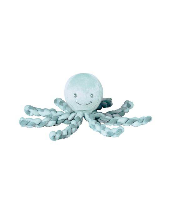 Peluche 22 Cm Lapidou Octopus Nattou
