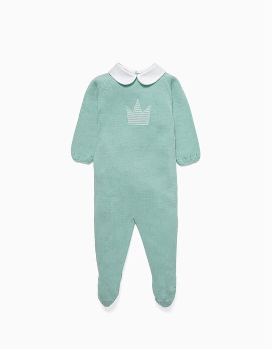 Sleepsuit for Newborn 'Welcome Home'