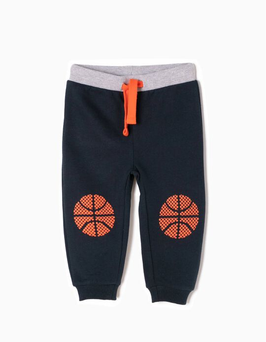 Blue Joggers, Basketball