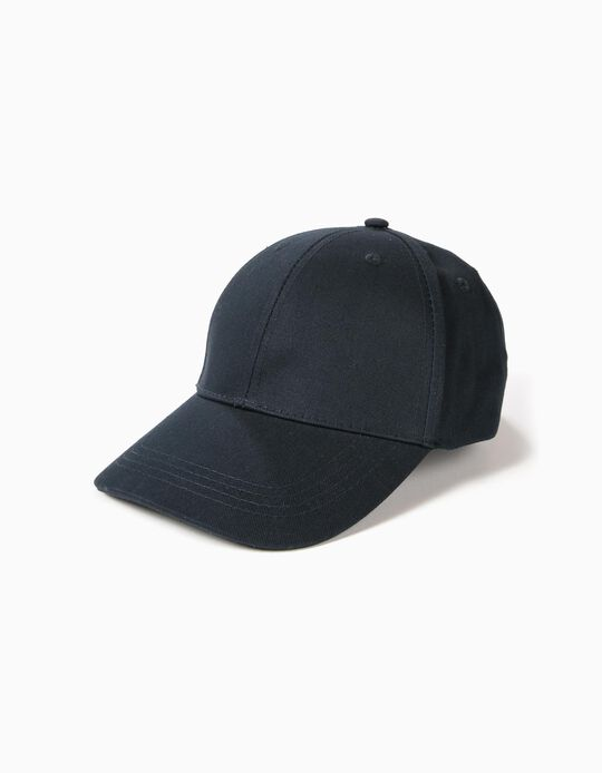 Cap with Adjustable Tabs