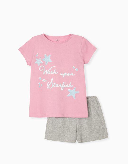 Pijama para Menina, 'Starfish'