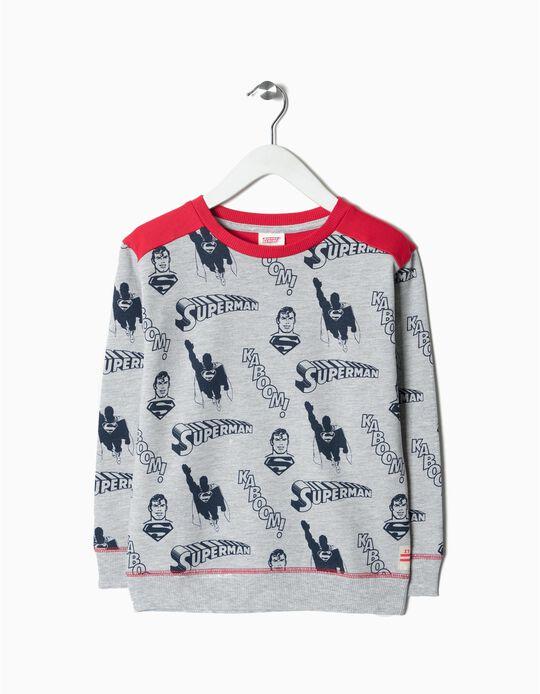 Sweatshirt Super-homem