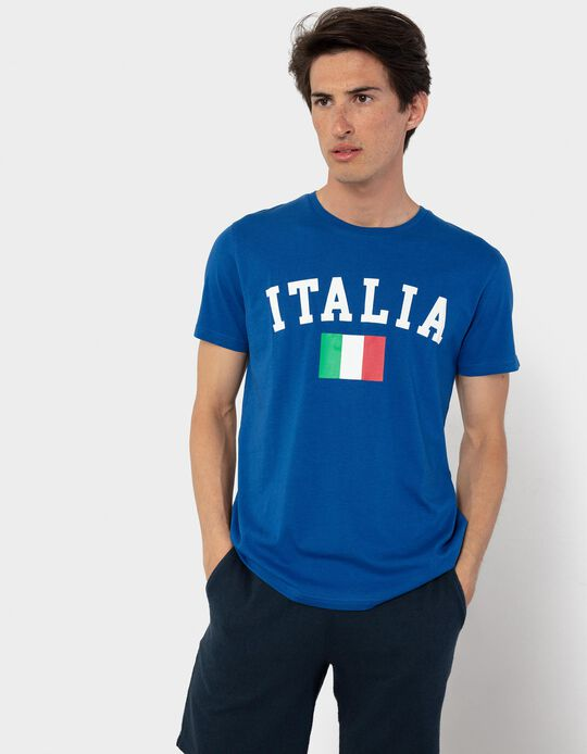 Italia' T-shirt, Men