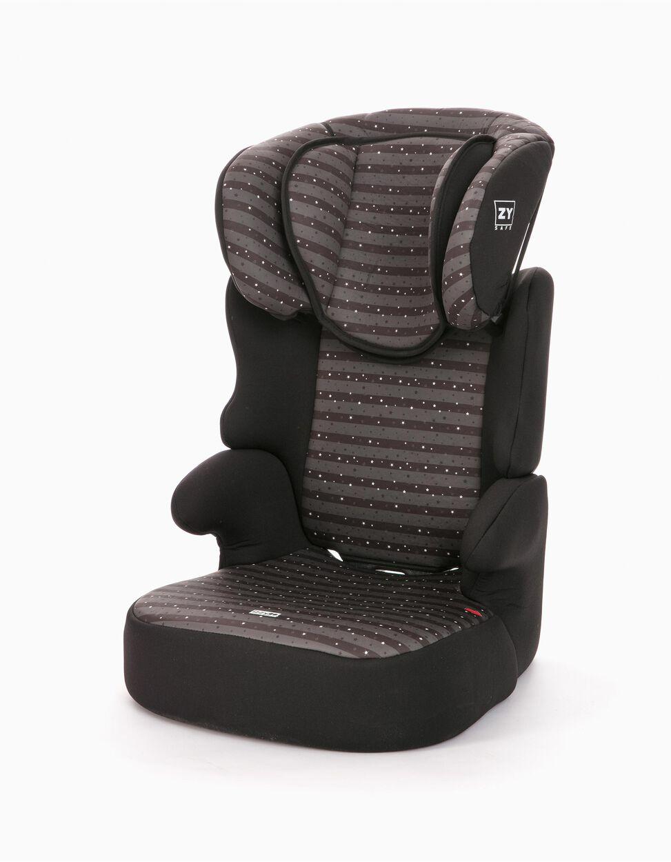 Cadeira Auto Gr 2/3 Izzygo Plus Zy Safe Stars Black