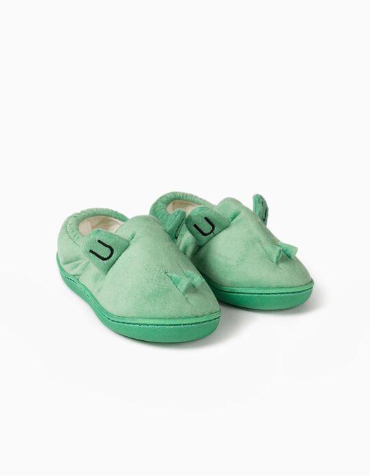 Slippers for Children, 'Crocodile'