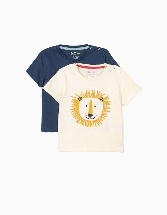 Conjunto de T-shirts
