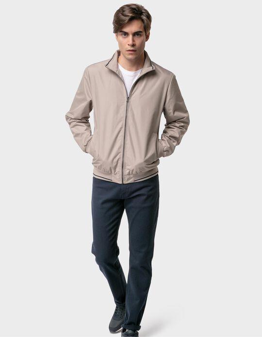 Carded jacket