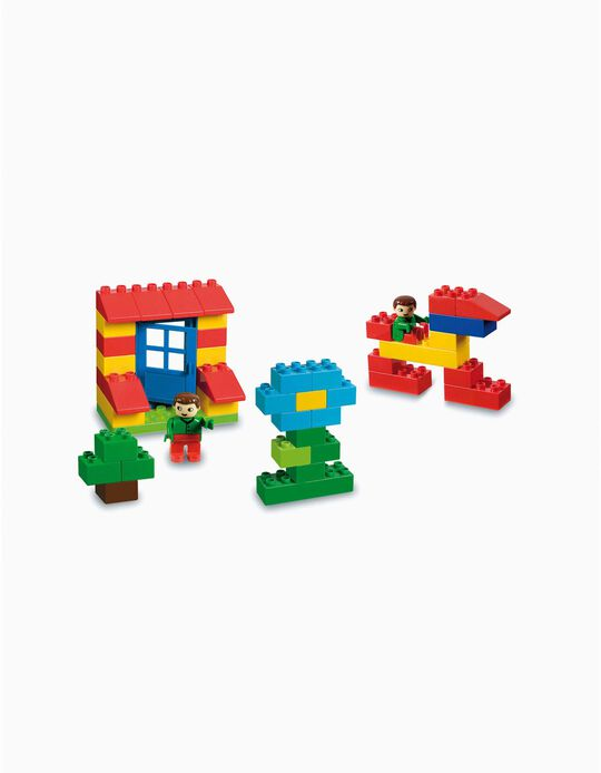 Brinquedo 18M+ Único  62 pçs