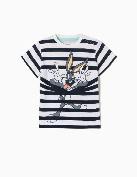 T-shirt Manga Curta Bugs Bunny
