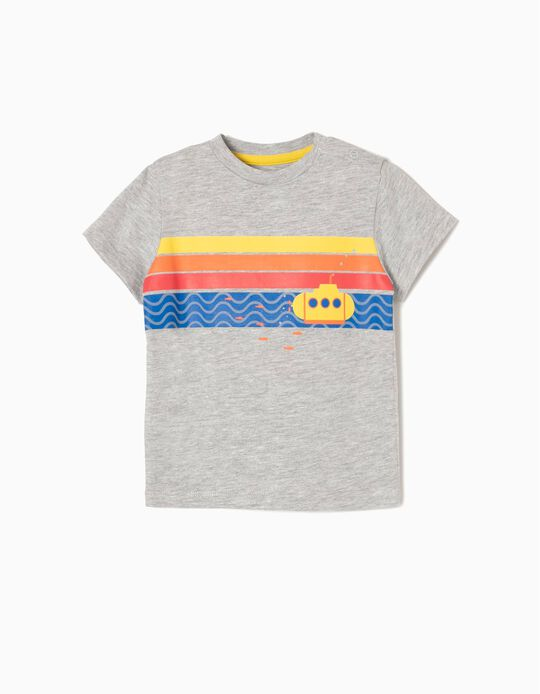 T-shirt Yellow Submarine