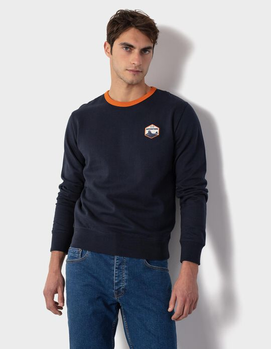 Carded Sweatshirt, Adventure