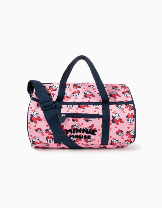 Sports Bag for Girls 'Minnie', Pink