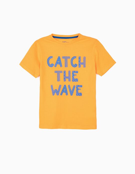 T-shirt Catch the Wave