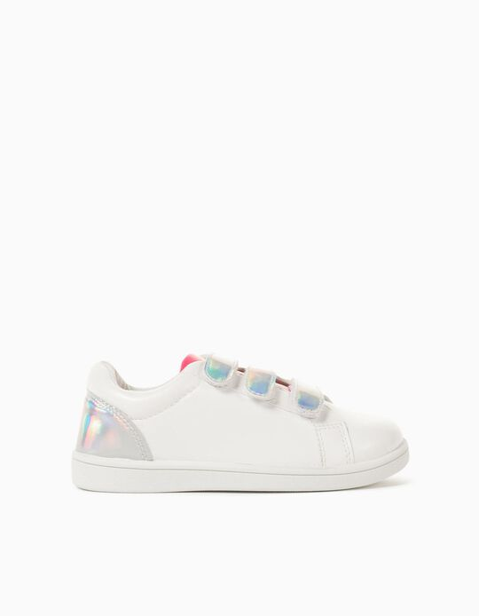 Trainers for Children, White