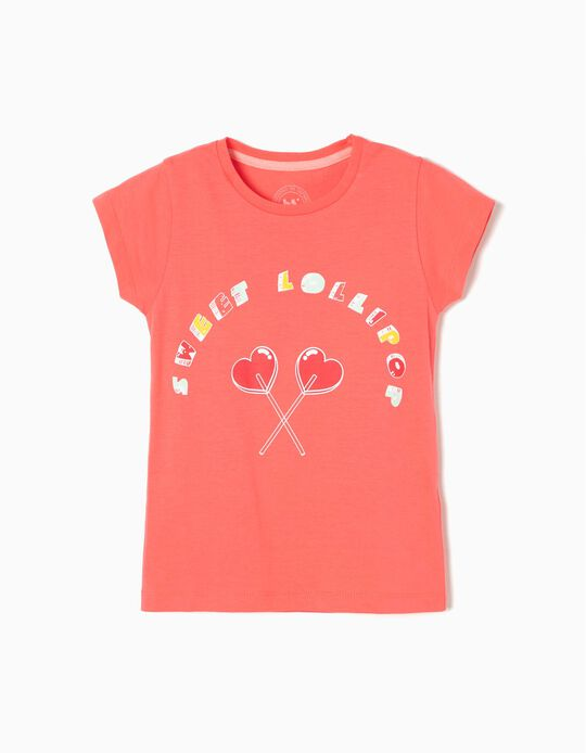 T-shirt Sweet Lolipop