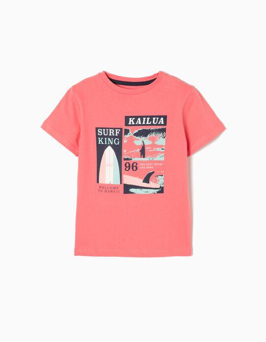 T-shirt Surf King