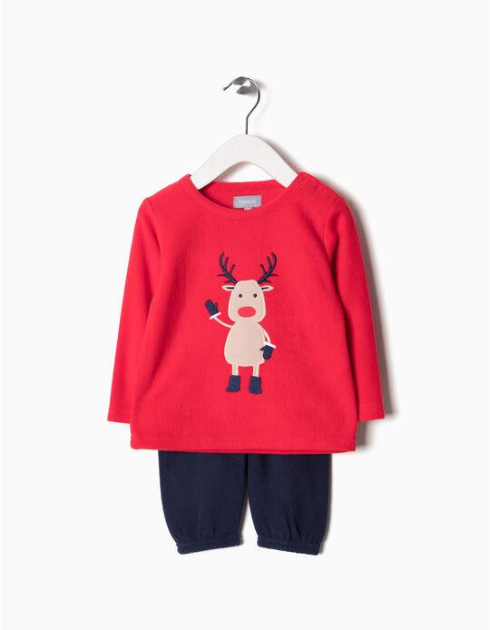 Pijama Christmas Deer