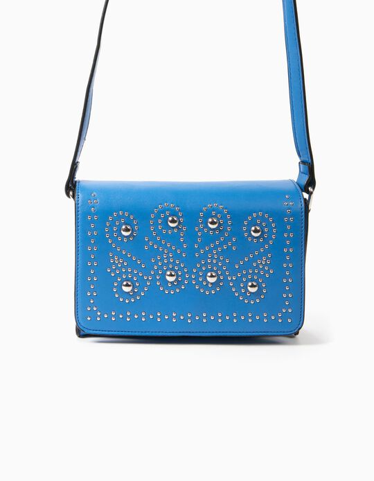 Handbag with Decorative Studs